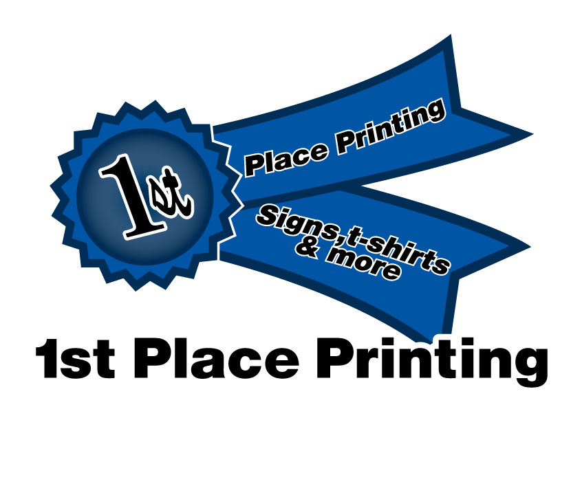 1st Place Printing